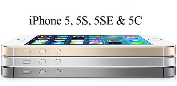 iphone5, 5S, 5SE & 5C修理