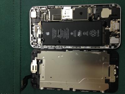 iphone6_水没修理1