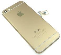 iphone 5S  カスタム、シャンパンゴールド