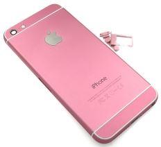 iphone 5S  カスタム、ピンク