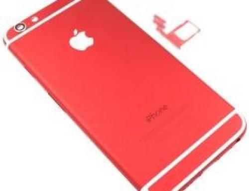 iPhone 6 カスタム - レッド