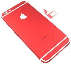 iphone 6  カスタム、レッド