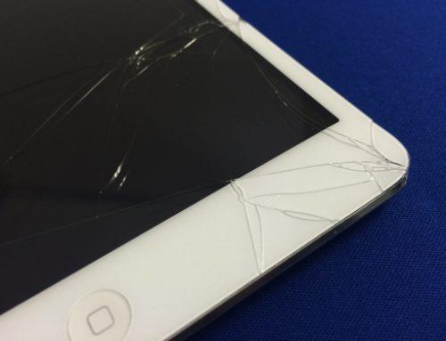 iPad mini 1 ガラス交換