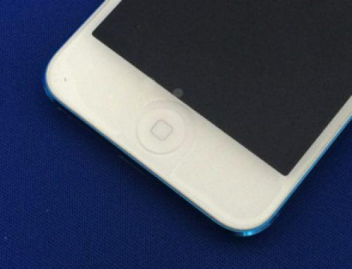 iPod Touch 5 ボタン交換