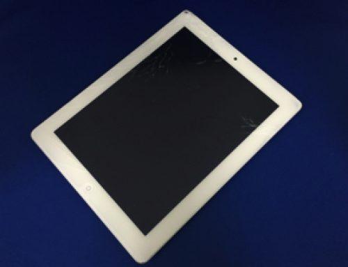 iPad 3 ガラス交換