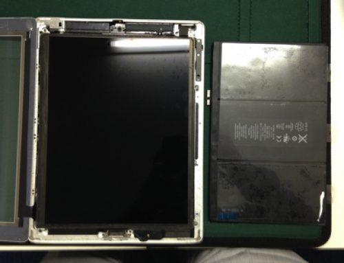 iPad3 バッテリー交換
