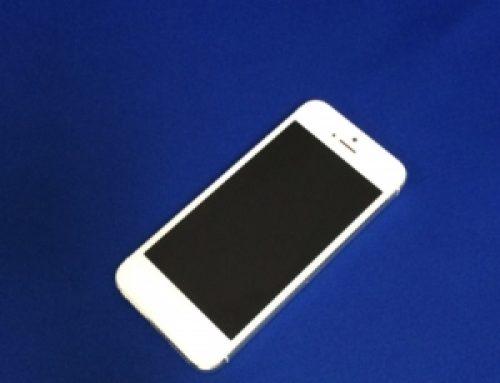 iPhone5 バッテリー劣化交換・スリープボタン修理交換