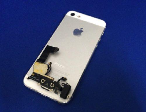 iPhoneの充電ができない。- ドックコネクタの交換修理