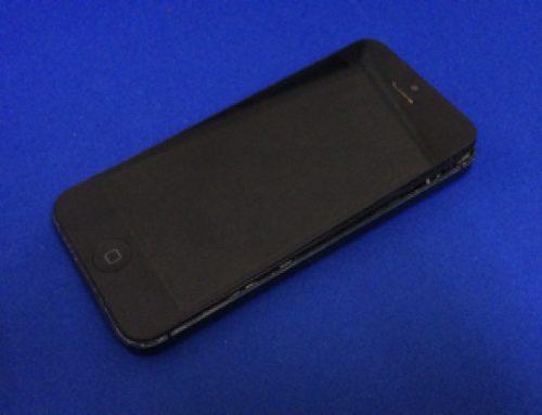 iPhone5sの画面が外れた 画面・バッテリー交換