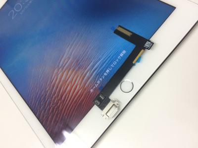iPad Air 2 のドックコネクタの交換