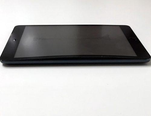 iPad mini 1 バッテリー交換修理修理 – 液晶が膨らんだ