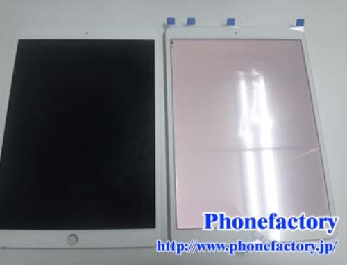 iPad Air 3th – 画面が割れてしまった