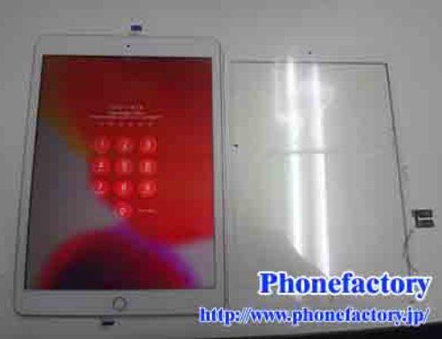 iPad 7th – 衝撃でガラスが割れてしまった