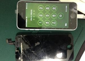 iphone5c_液晶割れ修理