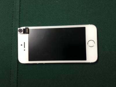 iphone5sカメラ交換修理