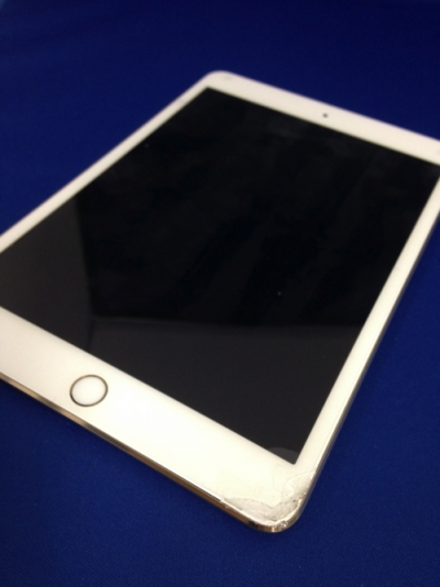 iPad mini 3 ガラス交換