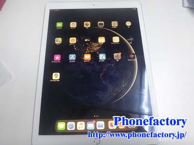 iPad Pro 12.9inch 基板修理 - タッチできない箇所がある
