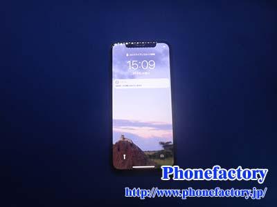 iPhoneXS – 起きたらスマホの電源が落ちたまま起動されなくなった